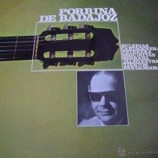 Discos de vinilo: PORRIÑA DE BADAJOZ-EDICION ORIGINAL 1971. Lote 48151932