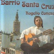 Discos de vinilo: BARRIO SANTA CRUZ. ROGELIO CONESA D-FLA-1878,9. Lote 180085260