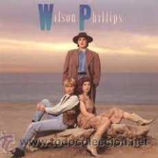 Discos de vinilo: WILSON PHILLIPS,ED ESPAÑOLA. Lote 48152473