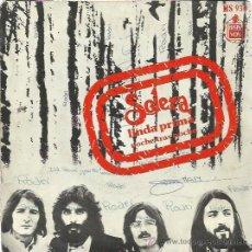 Disques de vinyle: SOLERA SG HISPAVOX 1973 LINDA PRIMA / NOCHE TRAS NOCHE JOSE Y MANUEL NUEVOS HORIZONTES. Lote 48155880