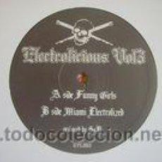 Discos de vinilo: S&D–ELECTOLICIOUS VOL 3. Lote 48158087