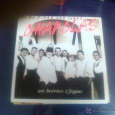 Discos de vinilo: NO ME PISES QUE LLEVO CHANCLAS - UN BORRICO Z'JOGAO -COMO A ESTRENO-. Lote 48158608