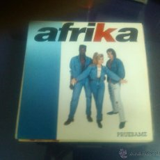Discos de vinilo: AFRIKA - PRUEBAME -COMO A ESTRENO-. Lote 48158629