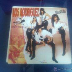 Discos de vinilo: LOS RODRIGUEZ - NO ESTOY BORRACHO -COMO A ESTRENO-. Lote 48158660