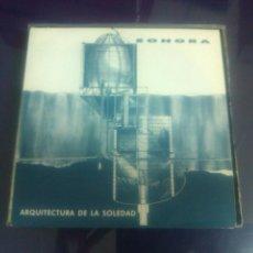 Discos de vinilo: SONORA - ARQUITECTURA DE LA SOLEDAD -COMO A ESTRENO-. Lote 48158920