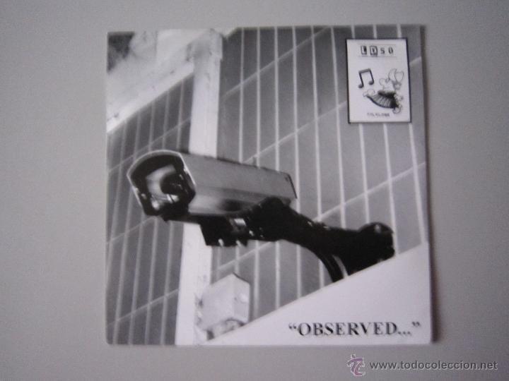 Discos de vinilo: EP - SPLIT HARD CORE - PLAGUE RAGES Y LD 50-OBSERVED -2000 - IMPORTACIÓN - BRASIL - Foto 2 - 48161284