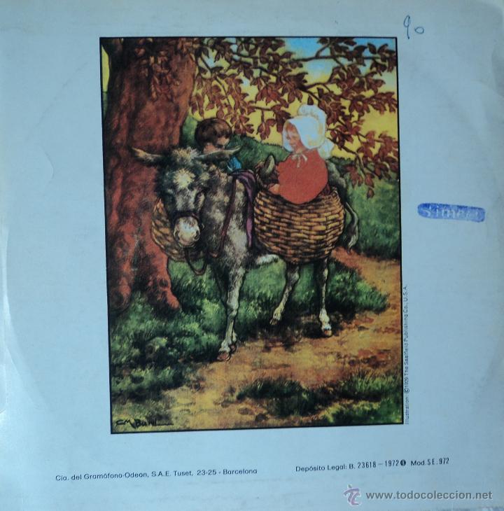 Discos de vinilo: Paul McCartney (Wings) - Mary had a little lamb - Edición de 1972 de España - Foto 2 - 48161365