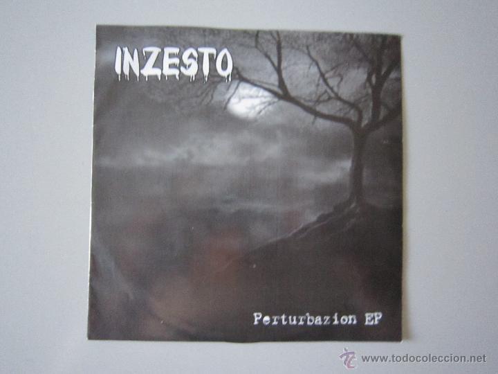 EP - SPLIT - INZESTO Y JAN - 2005 - H.C. PUNK (Música - Discos de Vinilo - EPs - Punk - Hard Core)