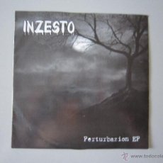 Discos de vinilo: EP - SPLIT - INZESTO Y JAN - 2005 - H.C. PUNK. Lote 48161627