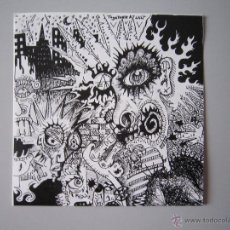 Discos de vinilo: EP - SPLIT - GOOD MORNING Y STRAIGHT TO YOUR BRAIN - 2009 - IMPORTACIÓN - U.S.A.-PUNK. Lote 48162849
