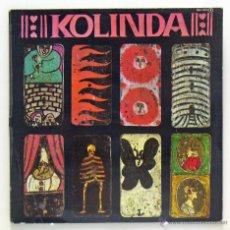 Discos de vinilo: KOLINDA - 'KOLINDA' (LP VINILO. ORIGINAL 1979). Lote 48178314