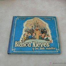 Discos de vinilo: DISCOS PELICULA BLANCANIEVES. Lote 48179391