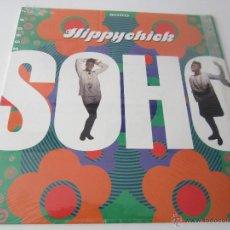 Discos de vinilo: SOHO - HIPPYCHICK (3 VERSIONES) MAXI SINGLE 1990 USA. Lote 48191759