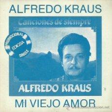 Discos de vinilo: ALFREDO KRAUS EP SELLO EDIGSA AÑO 1983. Lote 48196693