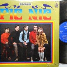 Discos de vinilo: PIC NIC- LP- 1ª EDICION ESPAÑOLA 1968- JEANETTE- MUY RARO- EXCELENTE ESTADO DE CONSERVACION.. Lote 48204715