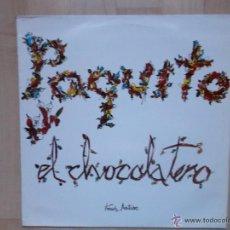 Discos de vinilo: LP PAQUITO EL CHOCOLATERO - FRANCIS MONTESINOS - 4 VERSIONES DEL TEMA 1993 - NUEVO. Lote 48207073