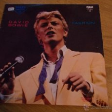 Dischi in vinile: DAVID BOWIE. FASHION.SCREAM LIKE A BABY.. Lote 48207858