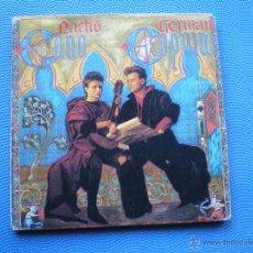 Discos de vinilo: NACHO CANO&GERMAN COPPINI SINGLE 1986 ARIOLA PDELUXE. Lote 48213961