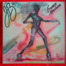Discos de vinilo: THE JB'S - GROOVE MACHINE (LP) (PRODUCIDO POR JAMES BROWN). Lote 48216166