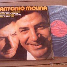 Discos de vinilo: ANTONIO MOLINA LP COMO EN ESPAÑA NI HABLAR. DISCOPHON MADE IN SPAIN 1973. Lote 50123136