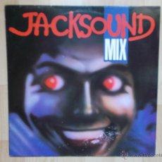 Discos de vinilo: JACKSOUND MIX MICHAEL JACKSON. Lote 48261489