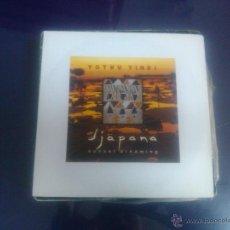 Discos de vinilo: YOTHU YINDI - DJÄPANA (SUNSET DREAMING) PROMO 1TEMA. Lote 48264807