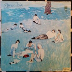 Discos de vinilo: ELTON JOHN, BLUE MOVES DOBLE LP. Lote 48265042