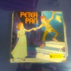 Discos de vinilo: PETER PAN (CUENTODISCO BRUGUERA Nº2). Lote 48265053
