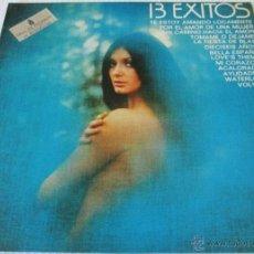 Discos de vinilo: 13 EXITOS - ORQUESTA RCA / TONY COSTANT / GRUPO SAN FRANCISCO - LP - SEXY COVER - RCA 1974 PROMO. Lote 48265714