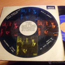 Discos de vinilo: THE ROLLING STONES (TODO EL MUNDO NECESITA QUERER A ALGUIEN +3 ) EP ESPAÑA SDGE 80.932 (EX/EX)(EP12). Lote 48265787