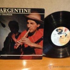 Discos de vinilo: 10 PULGADAS !! EN ARGENTINE - AVEC LOS CHANGOS. LP / BARCLAY-FRANCE - 25 CM. MUY RARO. ***/***. Lote 48266795