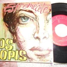 Discos de vinilo: LOS LLOPIS-EP ESTREMECETE +3-1960. Lote 48285080