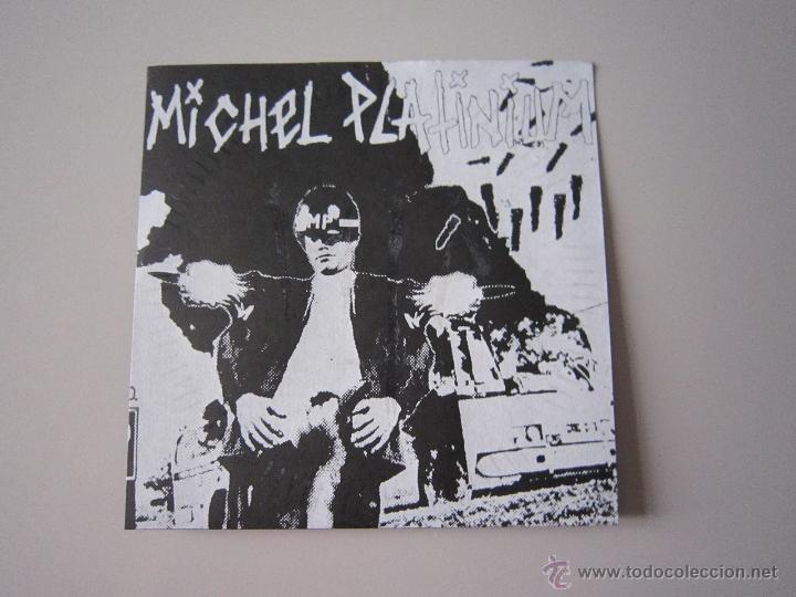 EP - H.C-CRUST - MICHEL PLATINIUM - 2008 - IMPORTACIÓN - FRANCIA (Música - Discos de Vinilo - EPs - Punk - Hard Core)