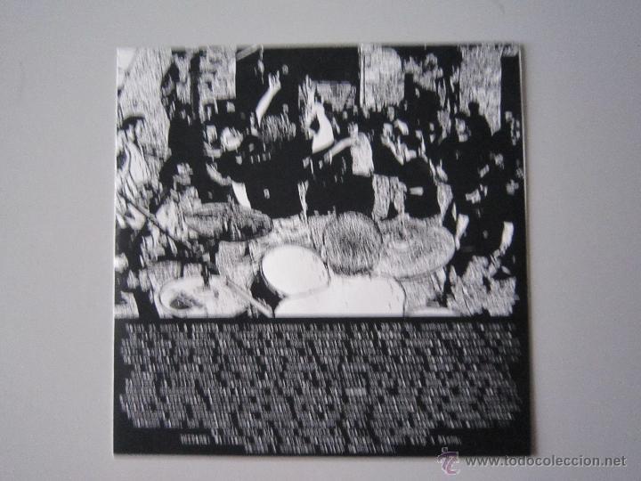 Discos de vinilo: EP - H.C-CRUST - MICHEL PLATINIUM - 2008 - IMPORTACIÓN - FRANCIA - Foto 2 - 48286102