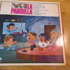 Discos de vinilo: LA PANDILLA. UN RAYO DE SOL.. Lote 48288767