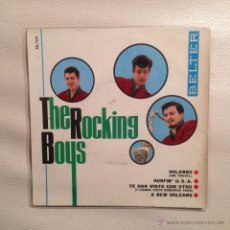 Discos de vinilo: THE ROCKING BOYS - EP BELTER 1963. Lote 48289852