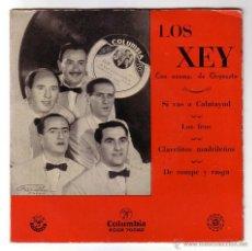 Discos de vinilo: LOS XEY.EP COLUMBIA.AÑOS 50.. Lote 48294625