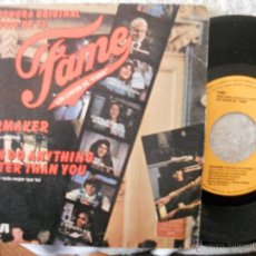 Discos de vinilo: FAMA-SINGLE 1983. Lote 48296633