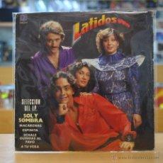 Discos de vinilo: LATIDOS - SOL Y SOMBRA - + 3 - EP. Lote 48314614