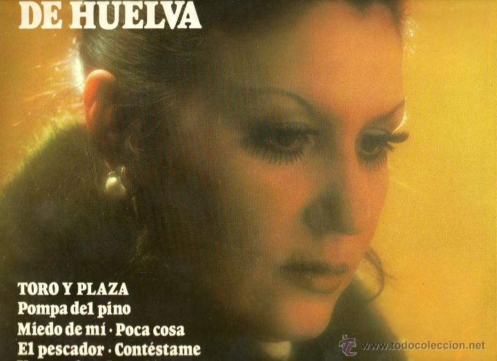 PERLITA DE HUELVA REINA DE LA COPLA 1979 BELTER 2-27.090 (Música - Discos - LP Vinilo - Flamenco, Canción española y Cuplé)