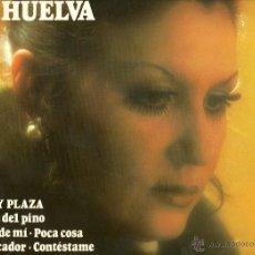 Discos de vinilo: PERLITA DE HUELVA REINA DE LA COPLA 1979 BELTER 2-27.090. Lote 48314660