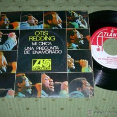 Discos de vinilo: OTIS REDDING MI CHICA 1969 SINGLE. Lote 48317947