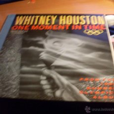 Dischi in vinile: WHITNEY HOUSTON (ONE MOMENT IN TIME) 12 INCH MAXI SINGLE ESPAÑA 1988 (EX+/EX+) (VIN15). Lote 48322166