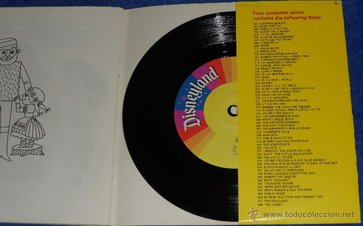 Discos de vinilo: Hansel y Gretel - See Hear Read - Walt Disney - Disneyland Records (1967) - Foto 3 - 48326312