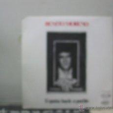 Discos de vinilo: BENITO MORENO - ESPAÑA HUELE A PUEBLO / SEVILLANO - MOVIEPLAY 1975. Lote 48339338