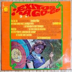 Discos de vinilo: EXITOS A GO GO. NOVOLA. 1968.. Lote 48340860