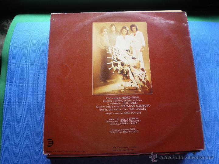 Discos de vinilo: LONE STAR ES LARGO EL CAMINO LP 1972 LABEL EKIPO ROJO.PROMOCIONAL. GATEFOLD PDELUXE - Foto 4 - 48343238