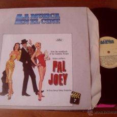 Discos de vinilo: MORRIS STOLOFF ORIGINAL SOUNDTRACK. PAL JOEY. HISTORIA DE LA MUSICA EN EL CINE BELTER. Lote 48347081