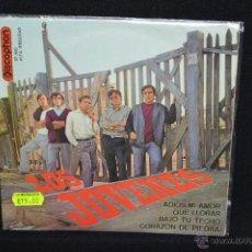 Discos de vinilo: LOS JOVENES - ADIOS MI AMOR +3 - EP. Lote 48348322