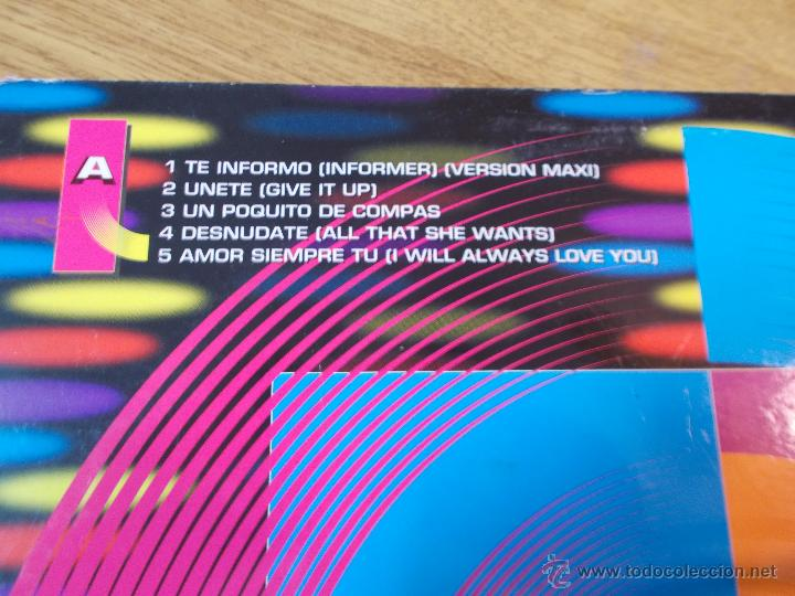 Discos de vinilo: SANDALO.SALIR DE MARCHA - Foto 2 - 48348620
